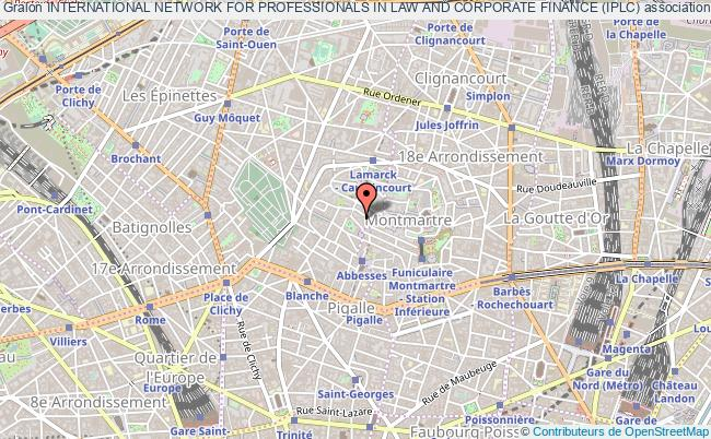 plan association International Network For Professionals In Law And Corporate Finance (iplc)