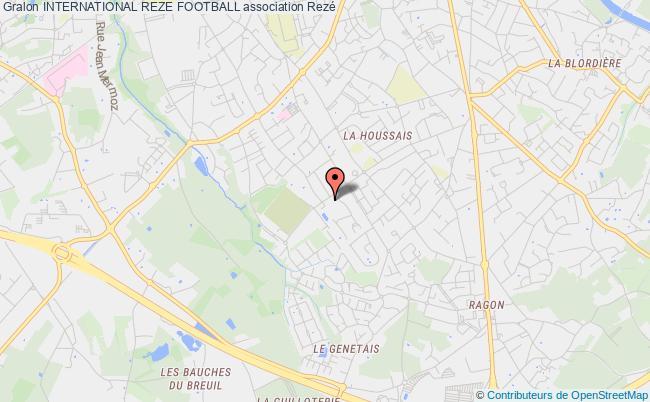 plan association International Reze Football