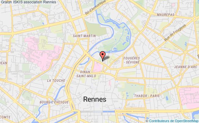 plan association Iskis Rennes