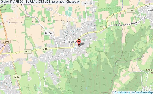 Itiape 20 Bureau D Etude Association Anglais Bureau D