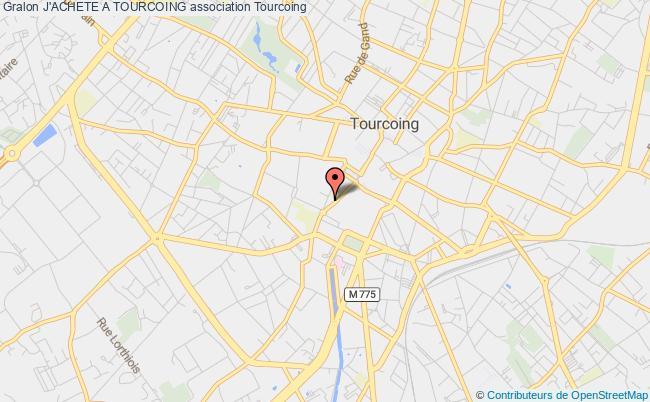 plan association J'achete A Tourcoing