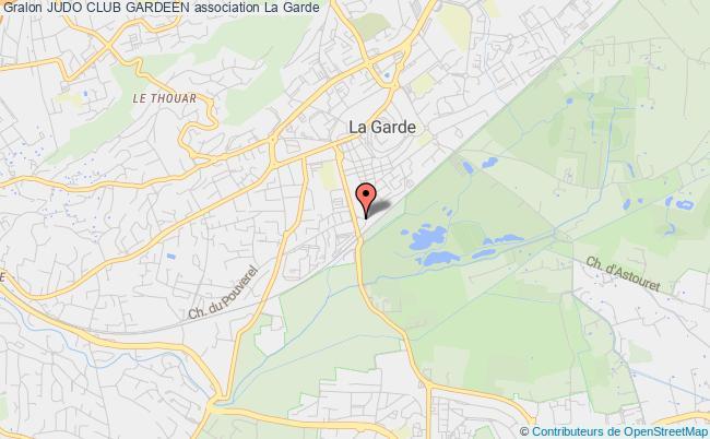 plan association Judo Club Gardeen