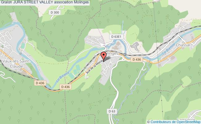 plan association Jura Street Valley