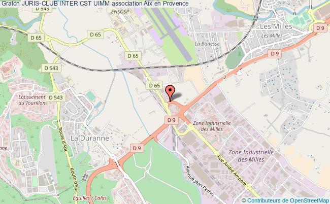 plan association Juris-club Inter Cst Uimm