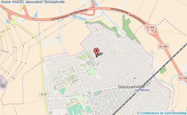 plan association Kadiel Goussainville