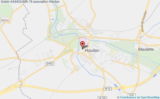 plan association Kassoumai 78 Houdan