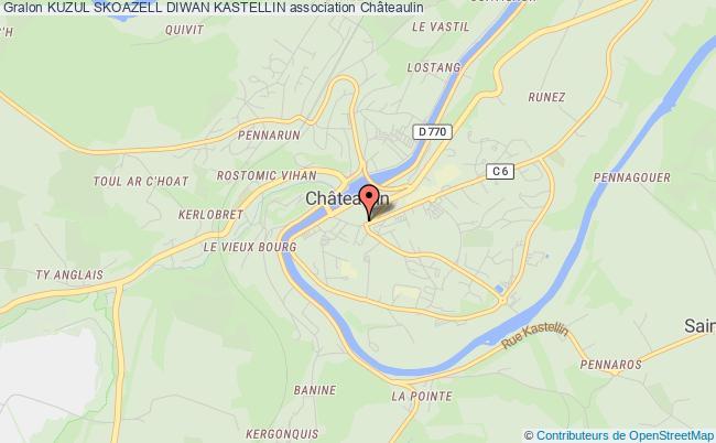 plan association Kuzul Skoazell Diwan Kastellin