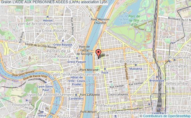 plan association L'aide Aux Personnes Agees (lapa)