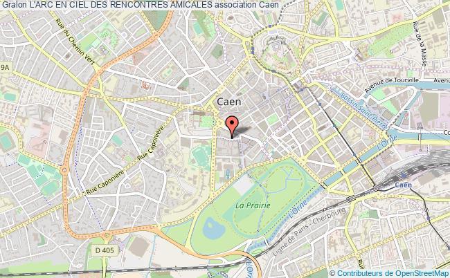 Rencontre amicale à Caen (14000)