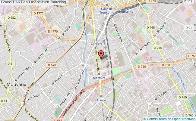 plan association L'art.ami