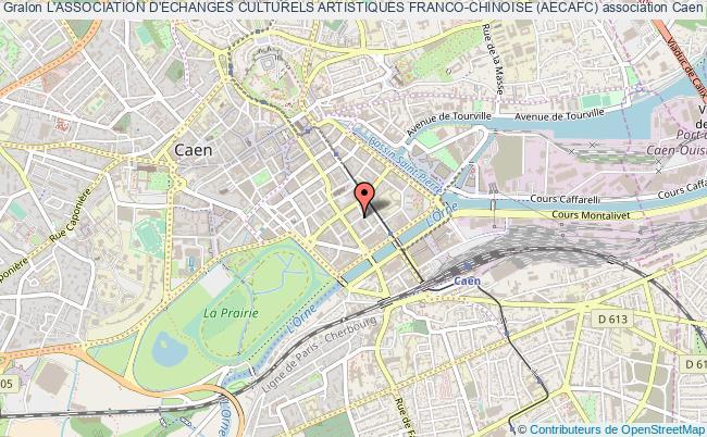 plan association L'association D'echanges Culturels Artistiques Franco-chinoise (aecafc)