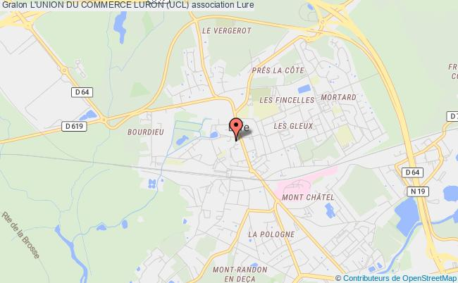 L'UNION DU COMMERCE LURON (UCL)