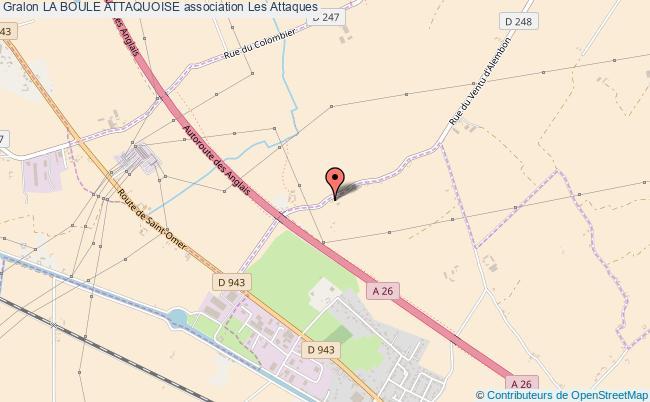 plan association La Boule Attaquoise