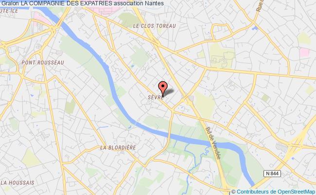 plan association La Compagnie Des Expatries