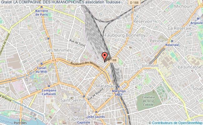 plan association La Compagnie Des Humanophones