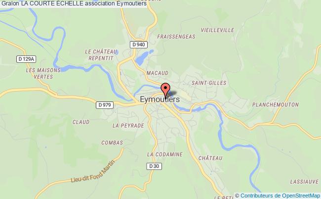 plan association La Courte Echelle-le Cafe Des Enfants