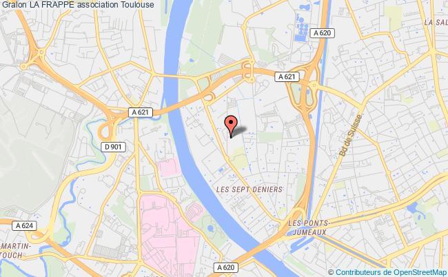 plan association La Frappe