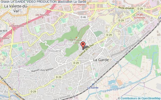 plan association La Garde Video Production