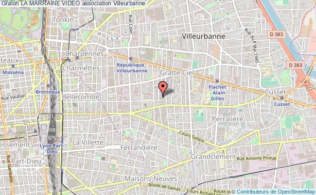 plan association La Marraine Video