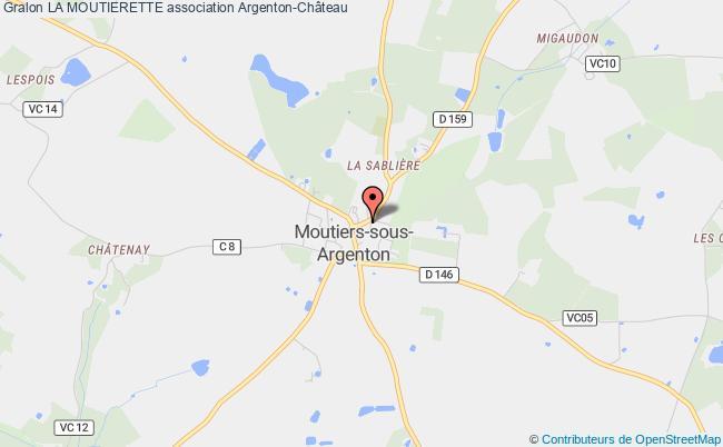 plan association La Moutierette