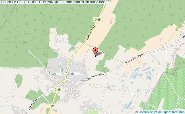 plan association La Saint Hubert Brainoise