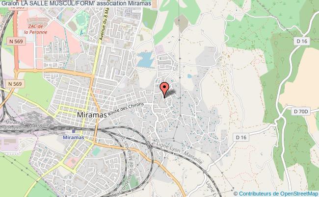 plan association La Salle Muscul/form'