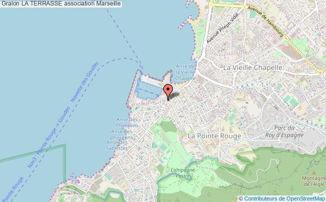 plan association La Terrasse