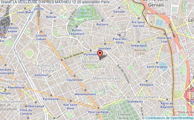 plan association La Veilleuse D'apres Mathieu 12 20