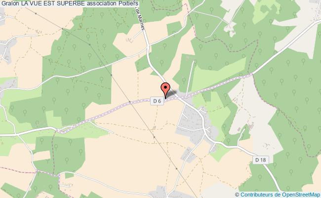 plan association La Vue Est Superbe Poitiers