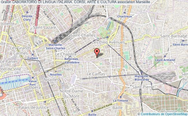 plan association Laboratorio Di Lingua Italiana. Corsi, Arte E Cultura