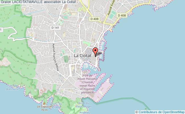 plan association Laciotatmaville