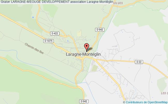 plan association Laragne-meouge Developpement