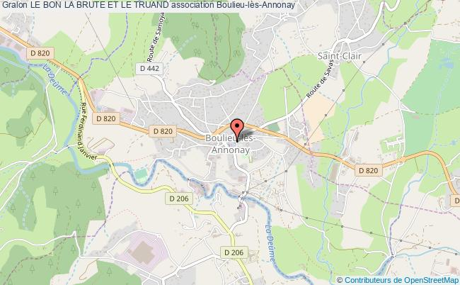 plan association Le Bon La Brute Et Le Truand