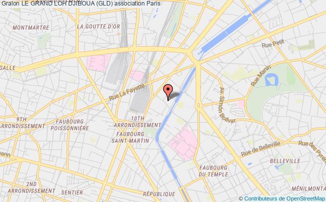 plan association Le Grand Loh Djiboua (gld)