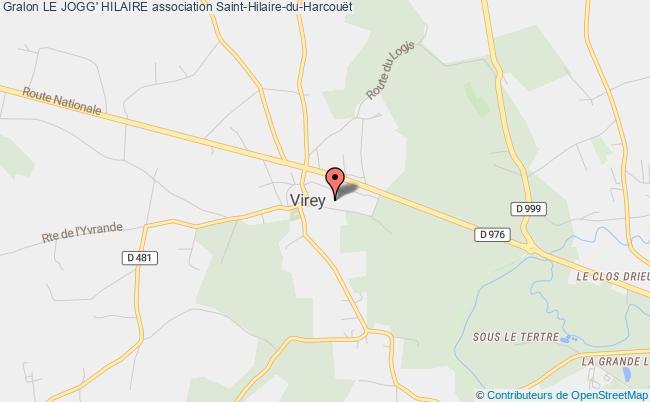 plan association Le Jogg' Hilaire