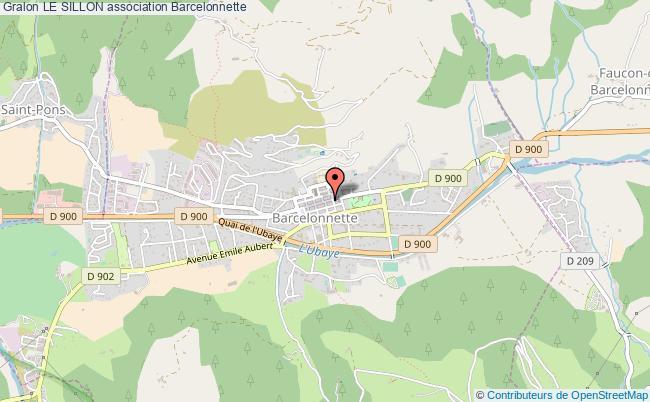 plan association Le Sillon