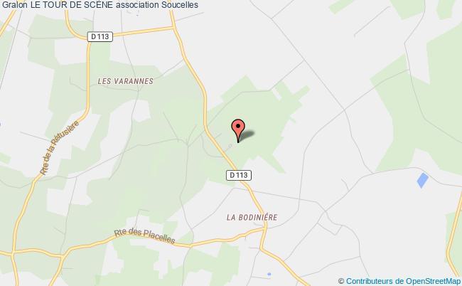 plan association Le Tour De ScÈne