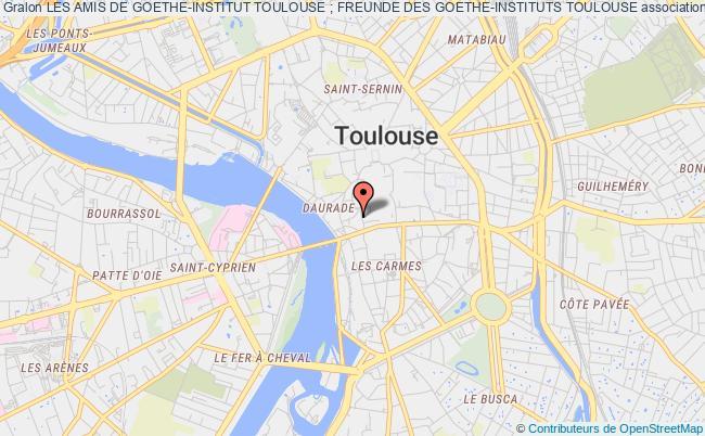 Carte Allemagne Goethe Institut.Les Amis De Goethe Institut Toulouse Freunde Des Goethe