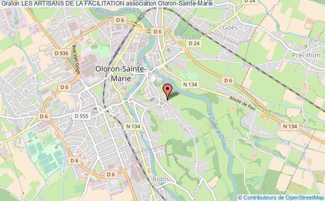 plan association Les Artisans De La Facilitation
