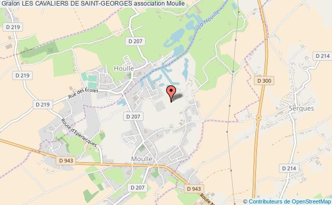plan association Les Cavaliers De Saint-georges