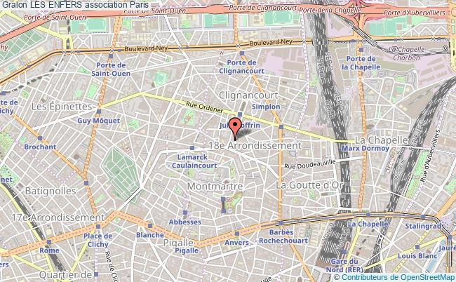 plan association Les Enfers