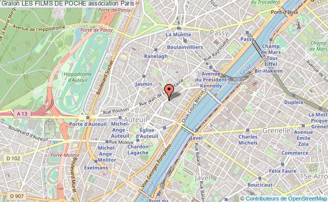 plan association Les Films De Poche