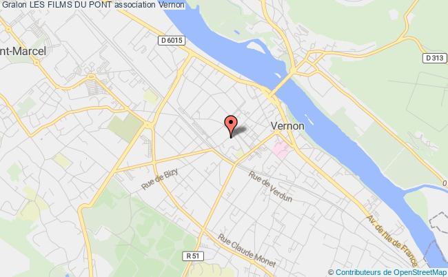 plan association Les Films Du Pont Vernon