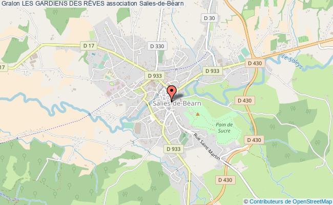 plan association Les Gardiens Des RÊves