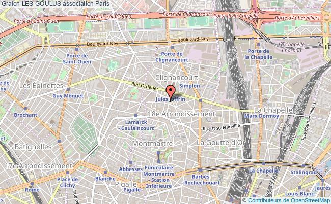 plan association Les Goulus