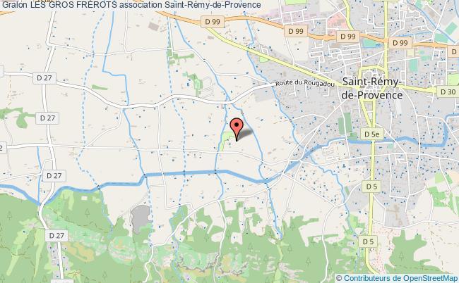 plan association Les Gros FrÉrots