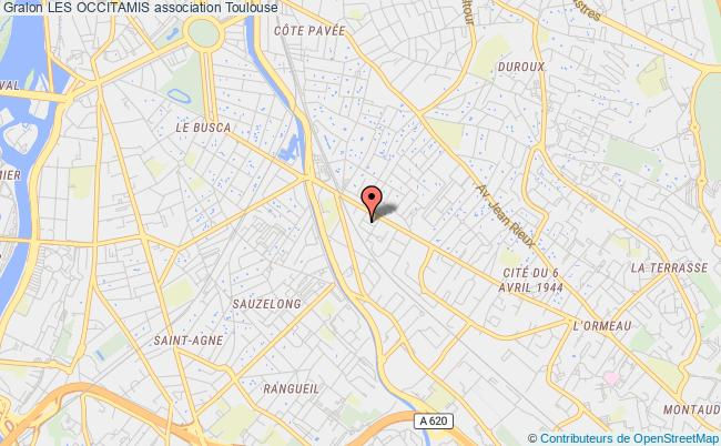 plan association Les Occitamis