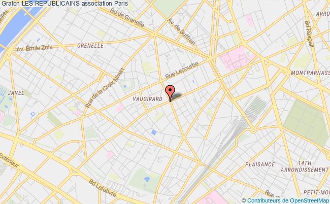 plan association Les Republicains PARIS