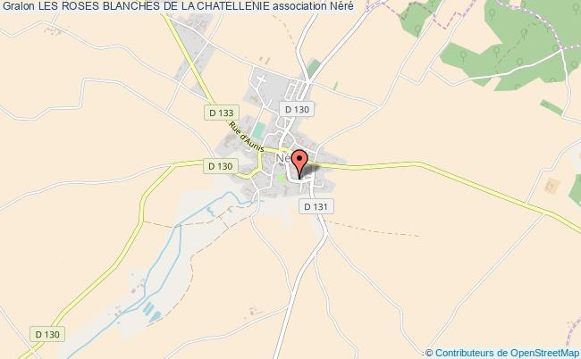 plan association Les Roses Blanches De La Chatellenie