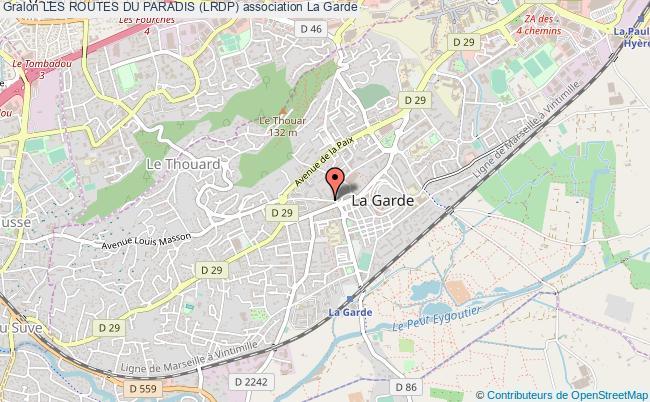 plan association Les Routes Du Paradis (lrdp)